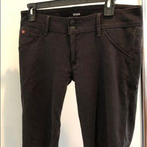 Hudson black leggings